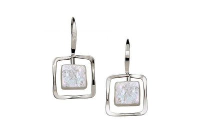 Zenith Pearl Earrings