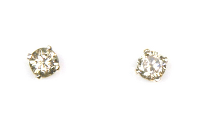 .20ctw Round Diamond Stud Earrings