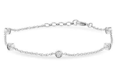 Diamond Station Bracelet