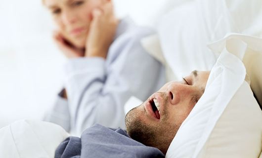 Snoring Ruined My Relationship