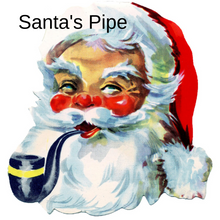 Load image into Gallery viewer, Santa's Pipe