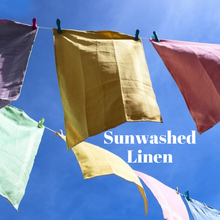 Load image into Gallery viewer, Sunwashed Linen