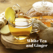 Load image into Gallery viewer, White Tea and Ginger