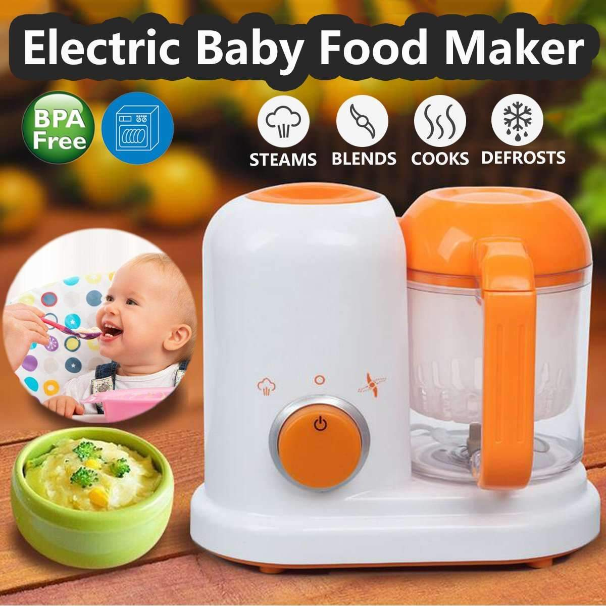 Baby Food Maker-Purfect Gifts