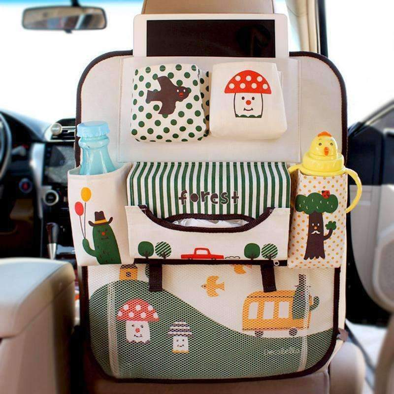 Backseat Baby Organizer-Purfect Gifts