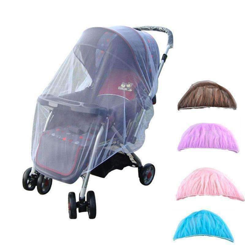 Buggy Shield: Baby Stroller Mosquito Net-Purfect Gifts