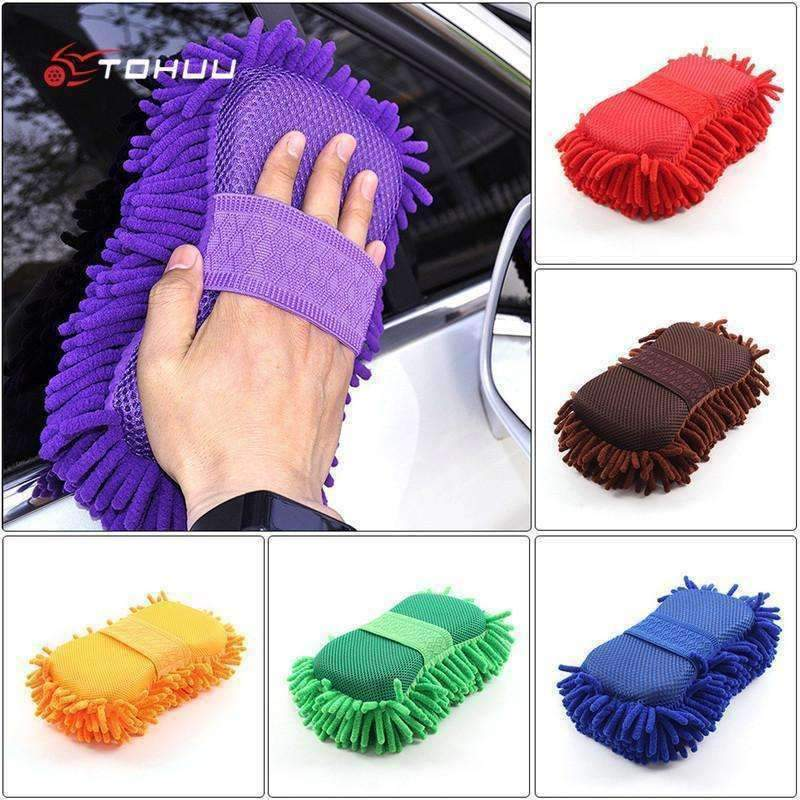Car Wash Glove-Purfect Gifts