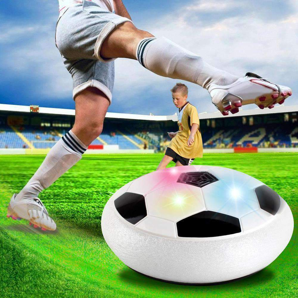 Floating LED Soccer Ball-Purfect Gifts