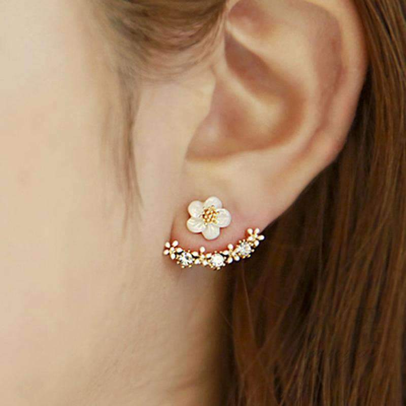 Floral Ear Jackets-Purfect Gifts