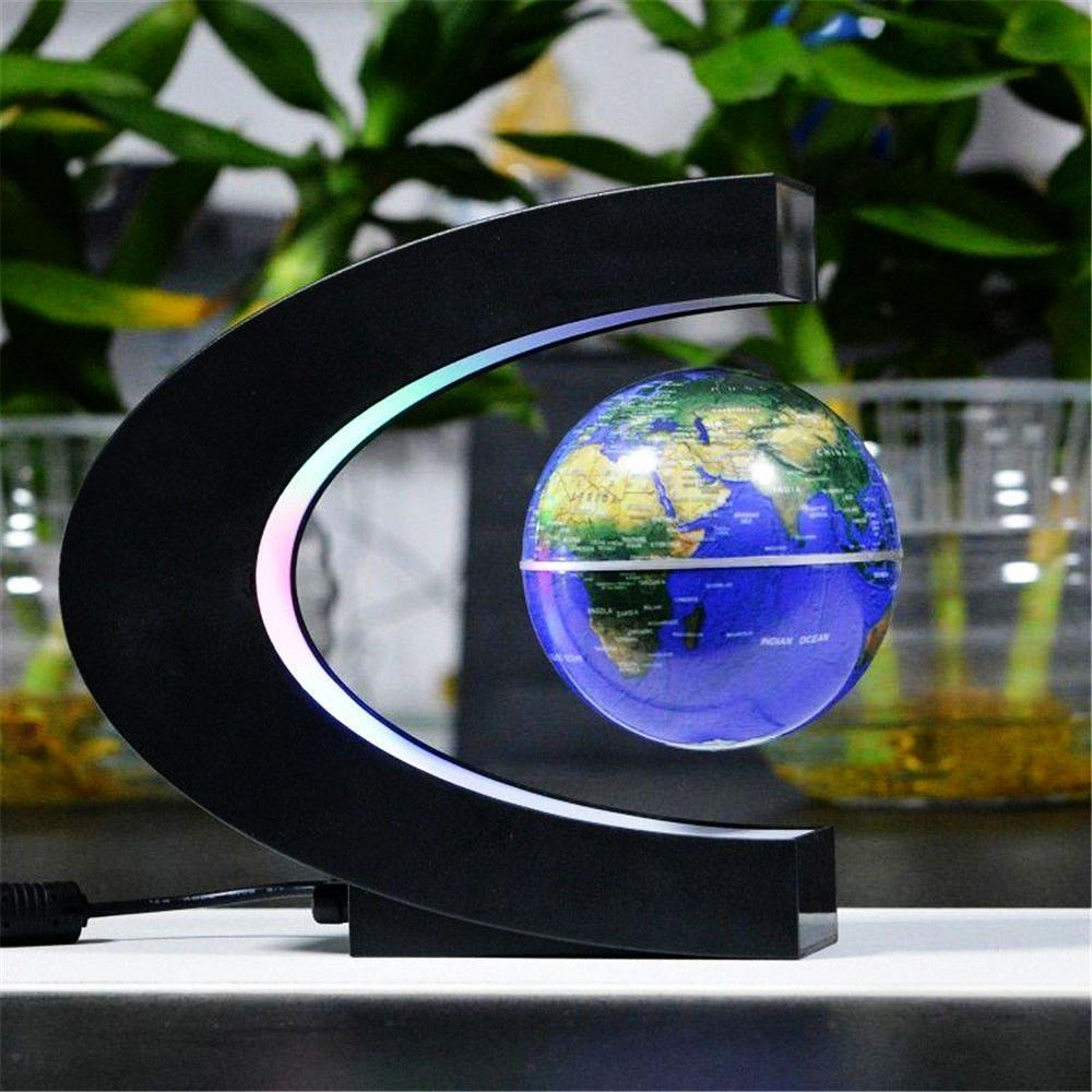 LED Floating Globe Lamp-Home-Purfect Gifts