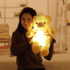 Light Up LED Teddy Bear-Purfect Gifts
