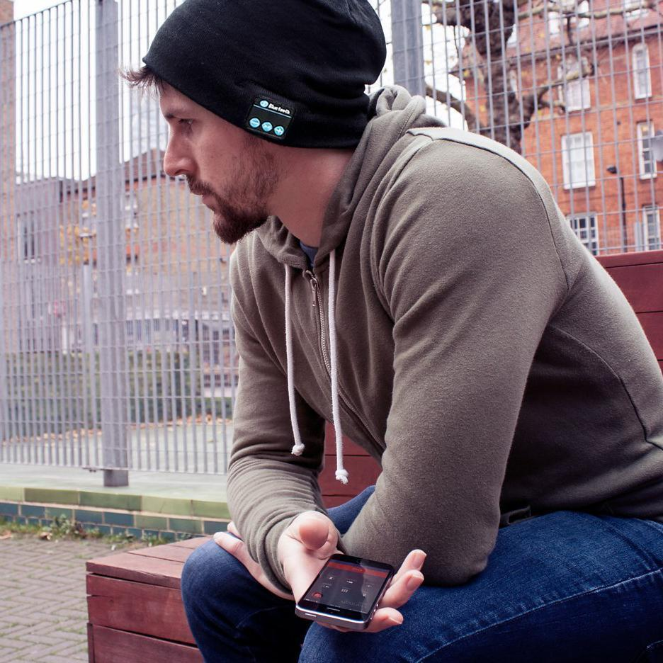 Music Bluetooth Beanie-Purfect Gifts