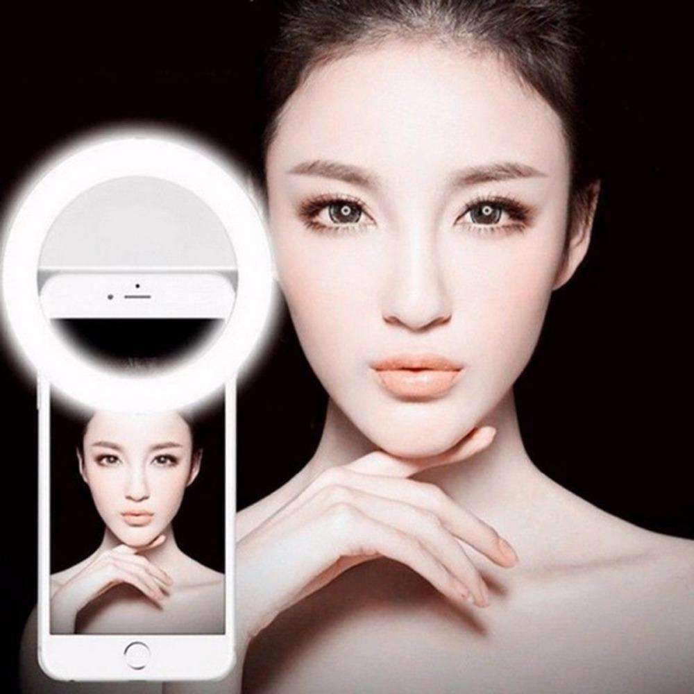 Portable Selfie Ring Light-Purfect Gifts