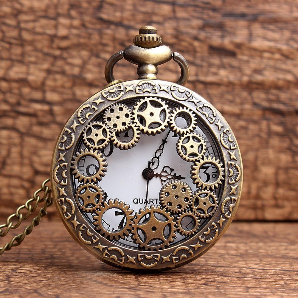 Time Traveler's Pocket Watch-Purfect Gifts