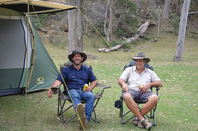 Outdoor Connection Mallee Chair Fathers Day Giveaway