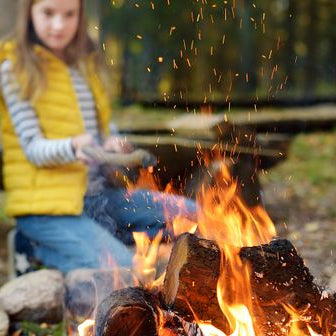 10 ways to keep the kids happy when camping these school holidays