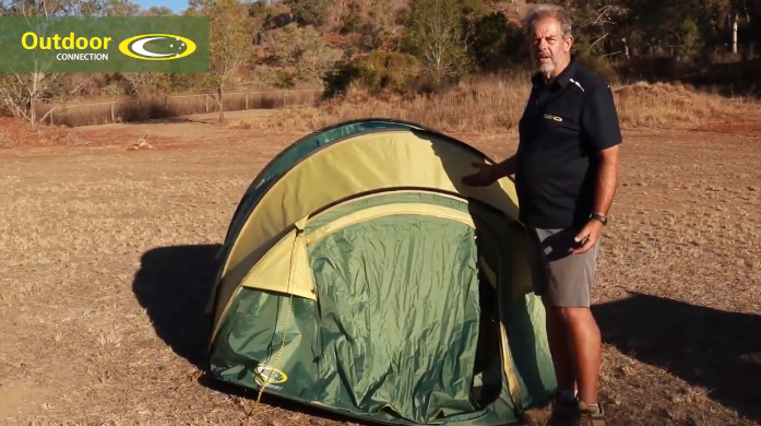 The Easy Instant Up Tent