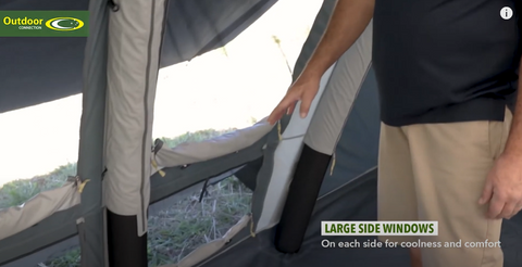 Outdoor Connection Tanbar Air XL Tent
