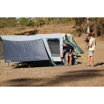 Outdoor Connection Tanbar Air Awning Side Walls