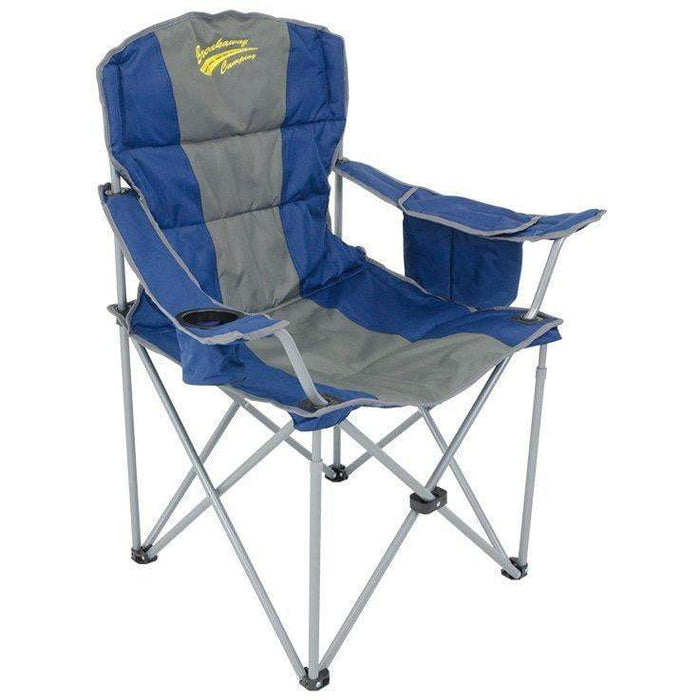Outdoor Connection Breakaway All Day Quad Fold Chair - Outdoor Connection