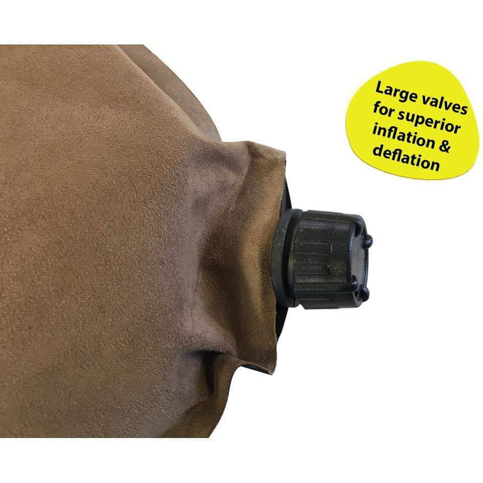 Outdoor Connection Deluxe Off-Road Self-inflating Mat