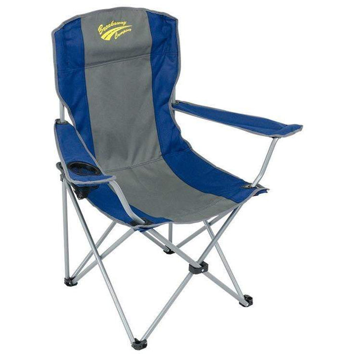 Outdoor Connection Breakaway Everyday Quad Fold Chair