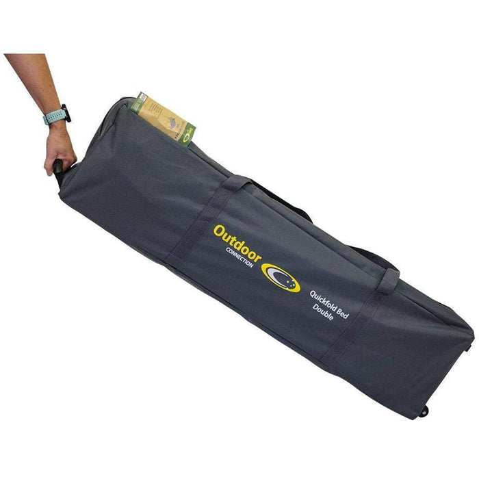 Outdoor Connection Quickfold Double Stretcher