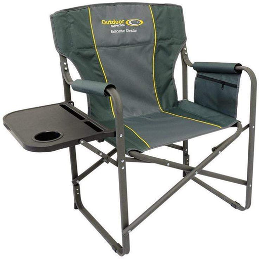 Outdoor Connection Executive Directors Quad Fold Chair