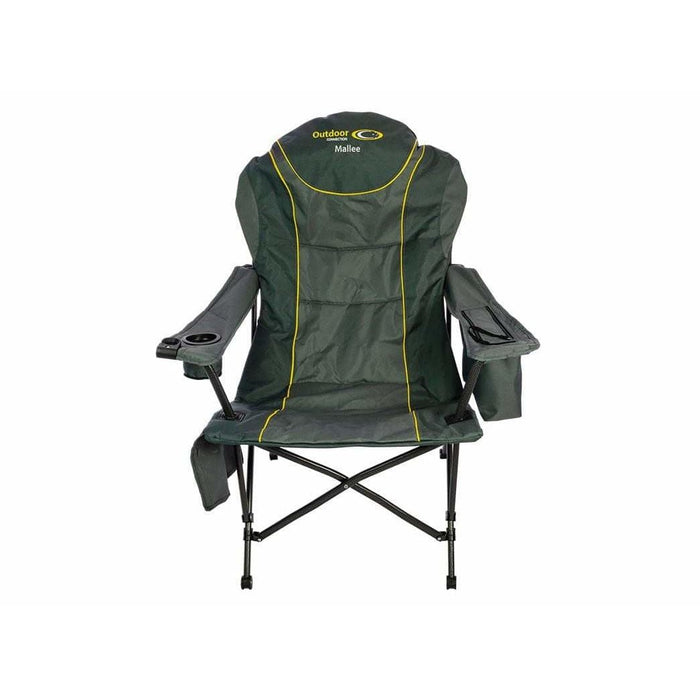Outdoor Connection Mallee Chair – Oversized Compact Camping Chair