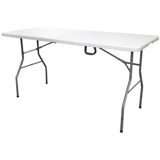 Outdoor Connection 6′ Blow Mould Table with Extension Legs