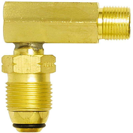 Outdoor Connection Adaptor POL to 3/8 BSPM LH Male 90 Deg
