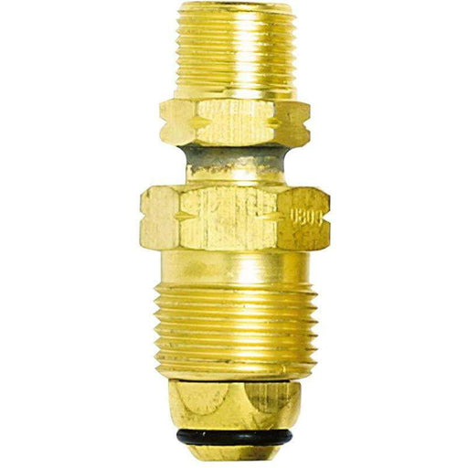 Outdoor Connection Adaptor POL Male to 3/8 BSPM Straight - Outdoor Connection