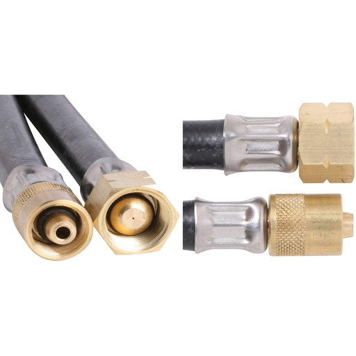 Outdoor Connection Hose Rubber - Outdoor Connection