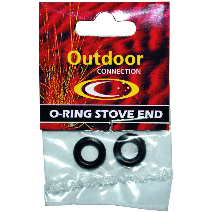 Outdoor Connection Stove End O Ring (Per 2)-Suits Standard 2 Burner, Premier 2 & 3 Burner Stove (GS.12, GS.14 & GS.15)