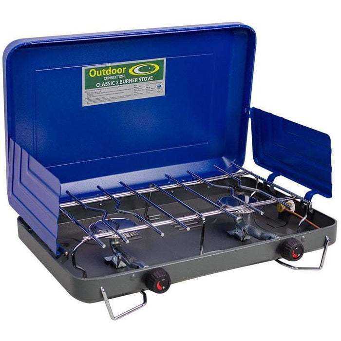 Outdoor Connection Classic 2 Burner Stove