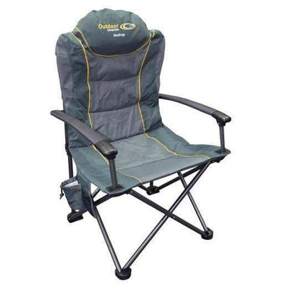 Outdoor Connection Hasting Chair