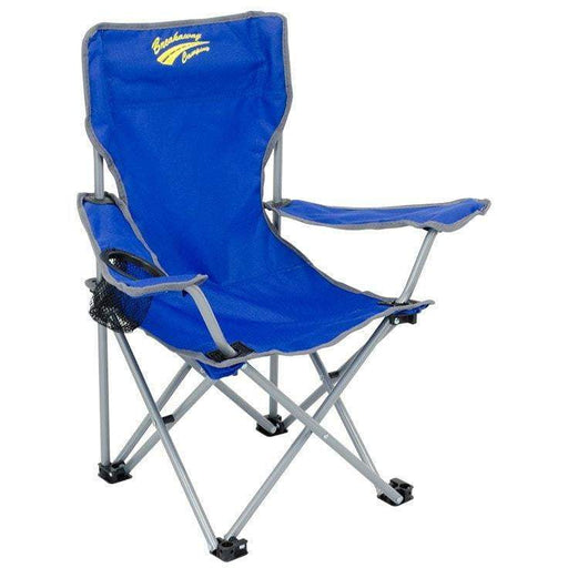 Outdoor Connection Junior Camper Quad Fold Chair - Outdoor Connection