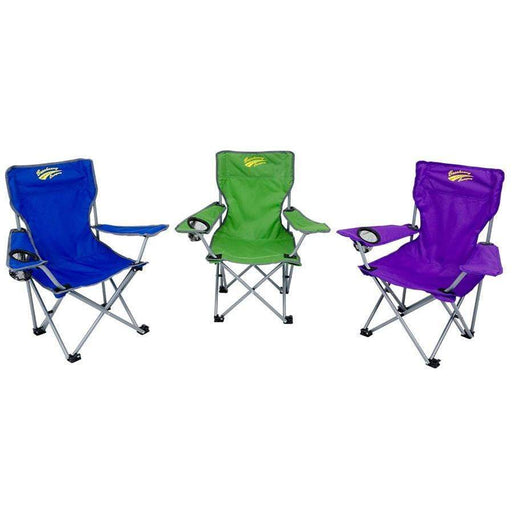 Outdoor Connection Junior Camper Quad Fold Chair