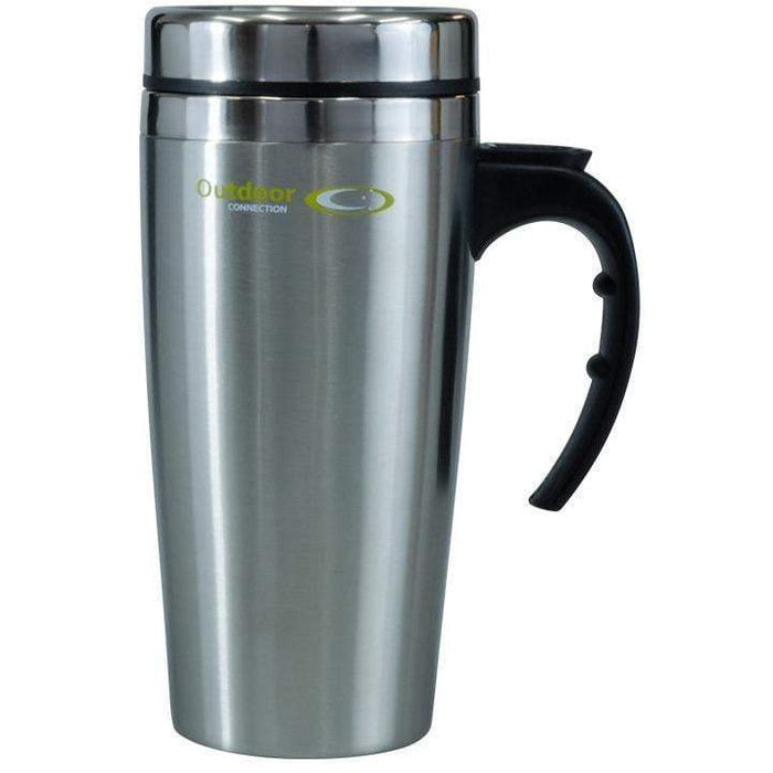 Outdoor Connection 450ml Stainless Steel Travel Mug