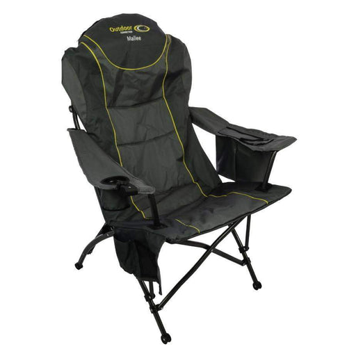 Outdoor Connection Mallee Chair – Oversized Compact Camping Chair - Outdoor Connection