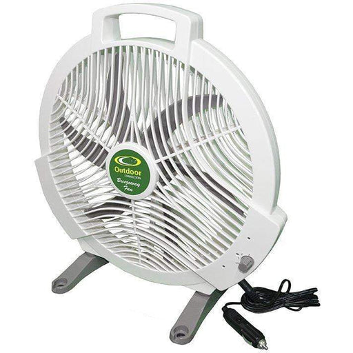 Outdoor Connection Breezeway Fan