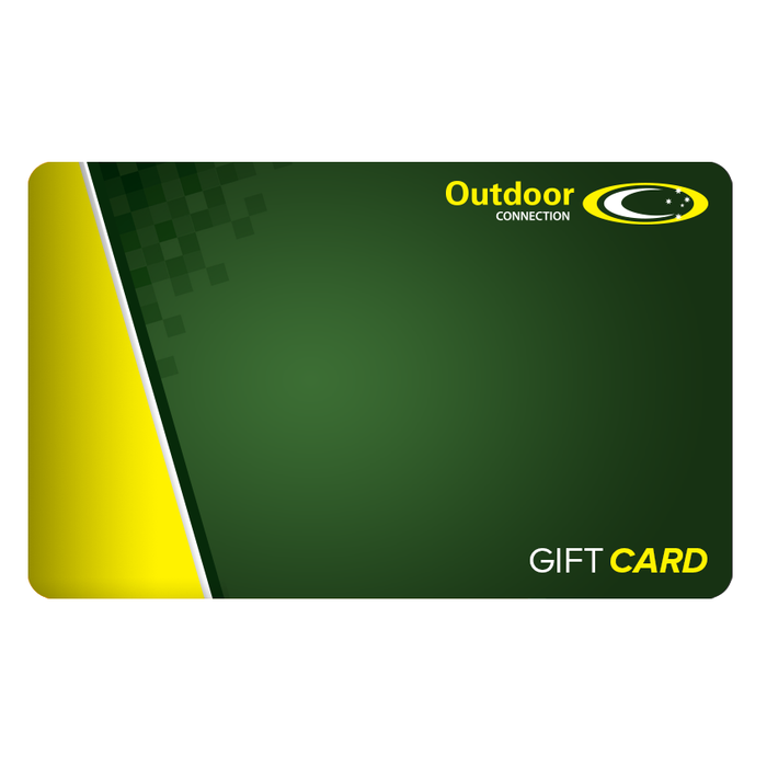 Outdoor Connection Gift Card