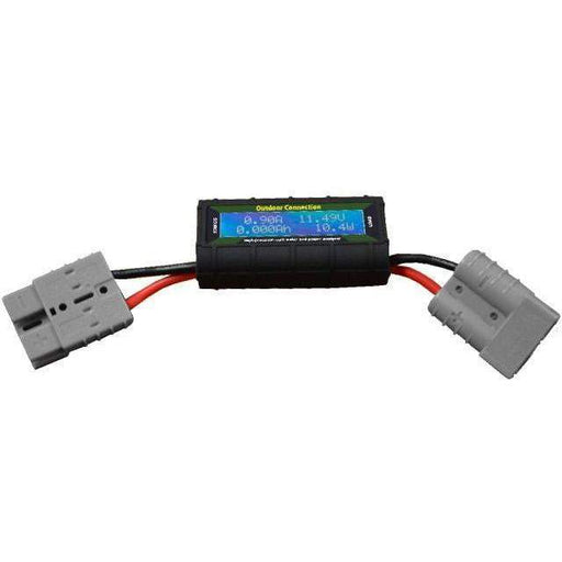 Outdoor Connection Solar Charge Meter