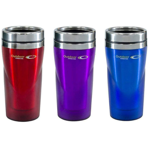 Outdoor Connection 450ml Travel Mug - Outdoor Connection