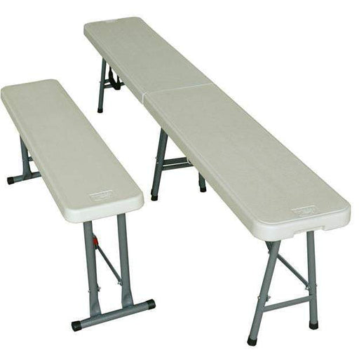 Outdoor Connection 6′ Blow Mould Bench Seats