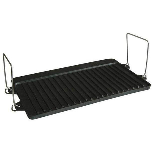 Outdoor Conneciton Cast Iron Plate 2 Burner