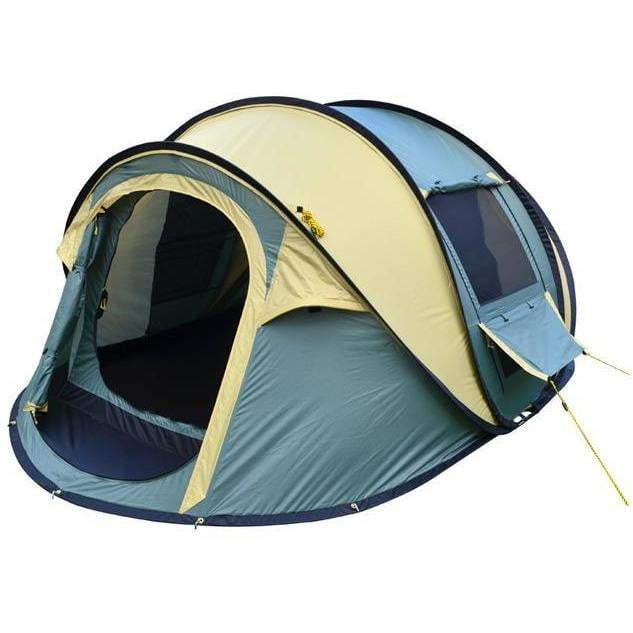 Outdoor Connection Easy Up 3 Dome Tent