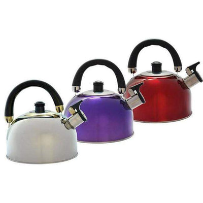 Outdoor Connection Whistling Kettles