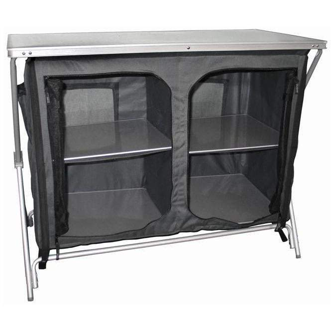 Outdoor Connection Quick Fold Double Pantry