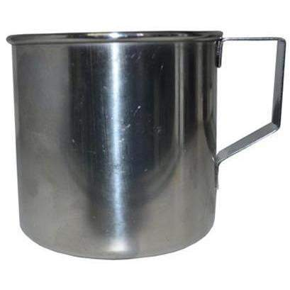 Outdoor Connection Stainless Steel Mugs